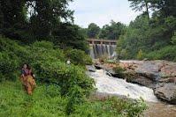 Old Mill Pond Dam - July 31, 2013